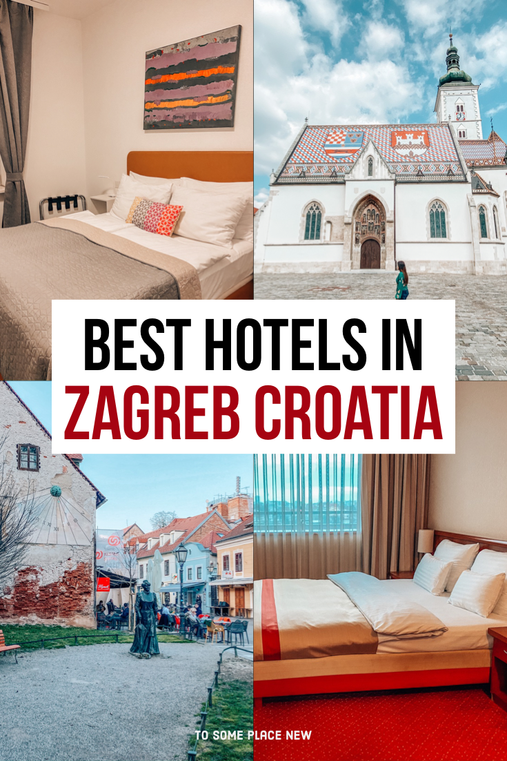 Where To Stay In Zagreb Croatia Top Areas Hotels Zagreb Croatia Croatia Hotels Zagreb