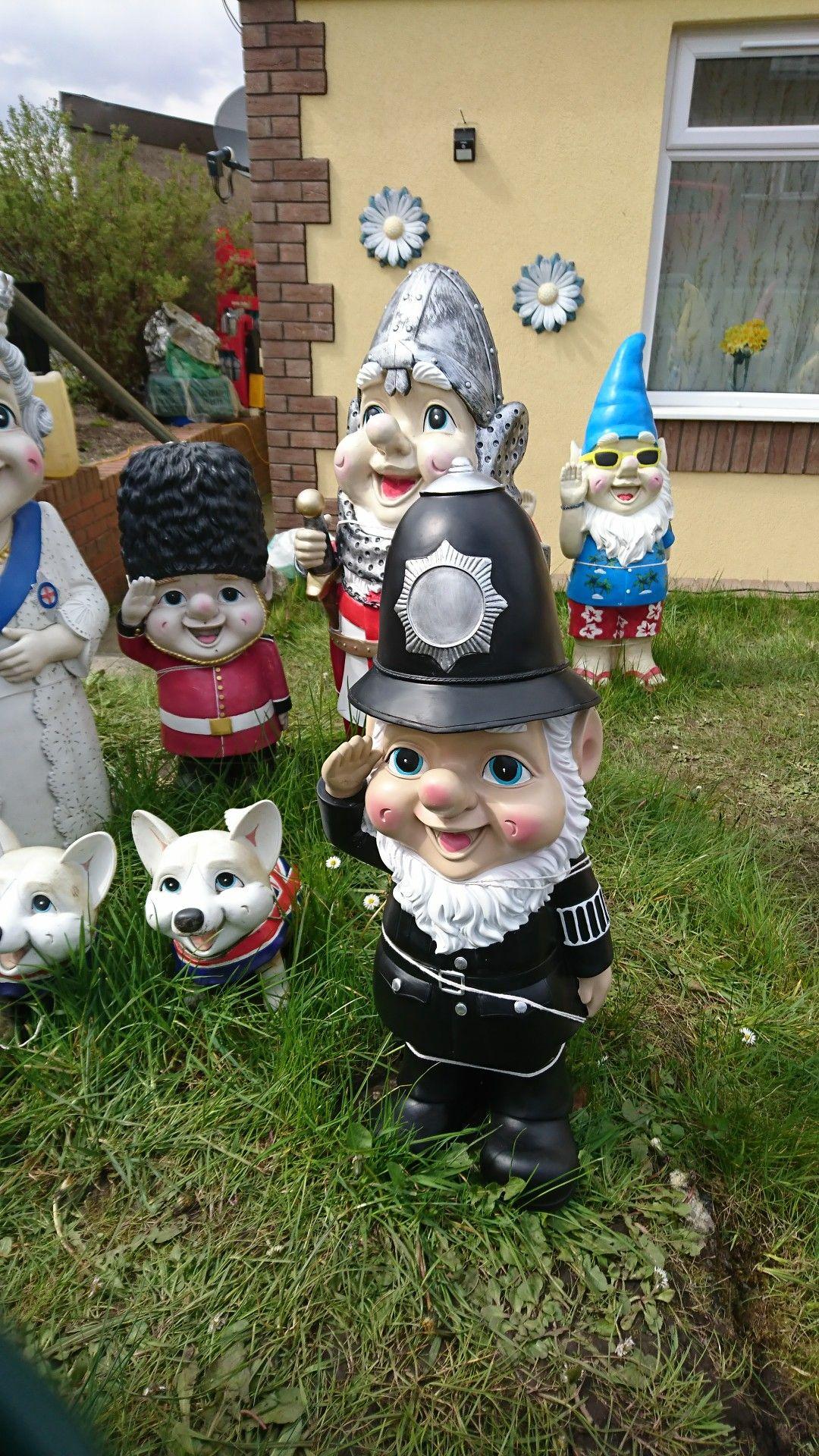 Pin by Sherry Killman on gnomes.... Asda gnomes, Gnomes