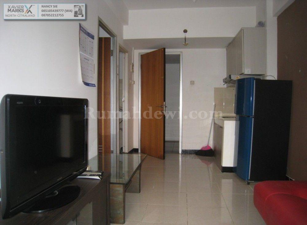 Apartemen Disewa 2 Bedroom Furnished Apartemen Puncak Permai