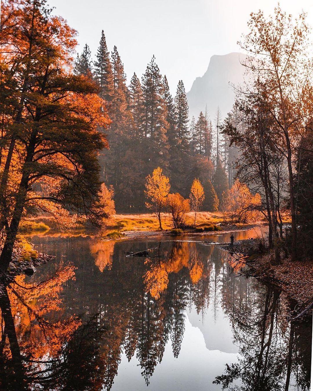 Aventure Voyage Outdoor Destination Nature En 2020 Paysage Automne Paysage Images Paysages