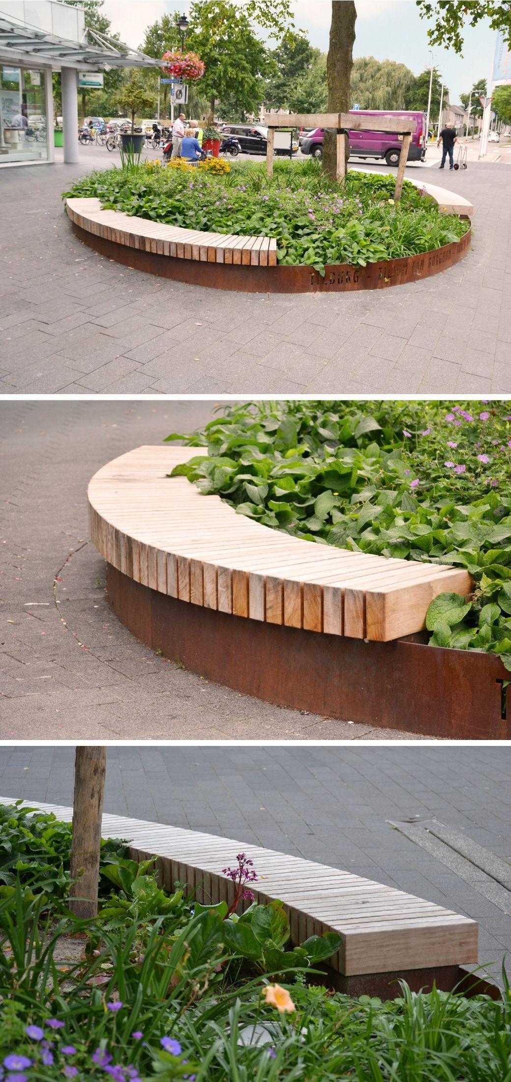 urban furniture by grijsen straatmeubilair van grijsen park