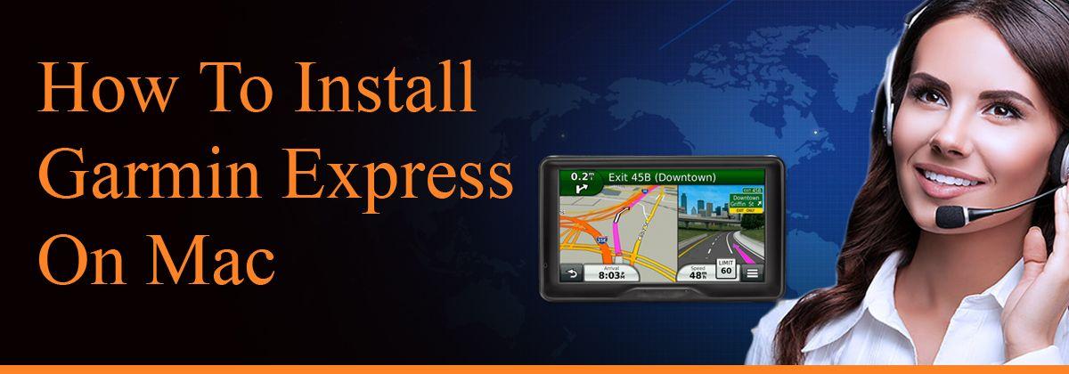 How to install Garmin Express on Mac in 2020 Garmin