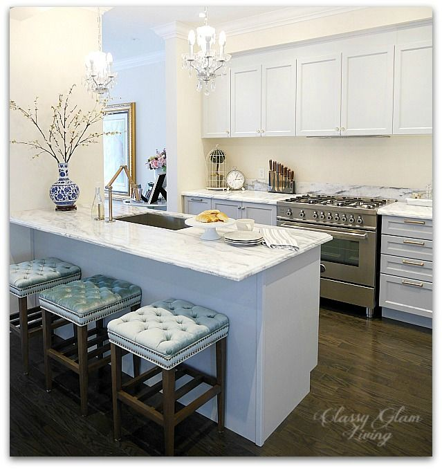 Glkitchen Cabinet Hardware: Giving A Builder's Kitchen A Personal Touch