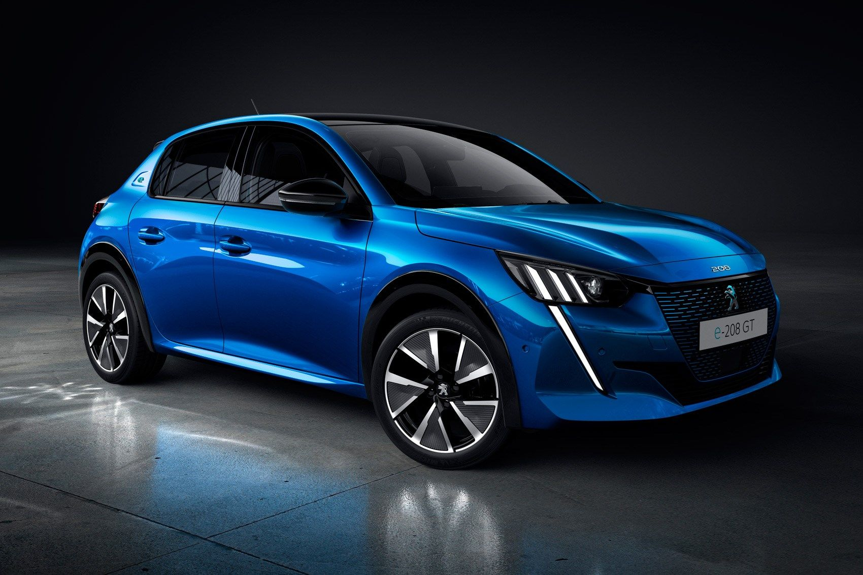 New 2020 Peugeot 208 Prices Confirmed Electric E 208 Tops 25 050