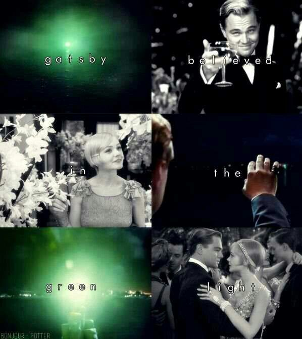 Green Light In The Great Gatsby Quotes: Gatsby Believed In The Green Light