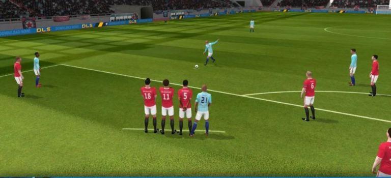 Download Dream League Soccer 2019 Mod 6 02 Apk Unlimited Money In 2020 Soccer League Player Download