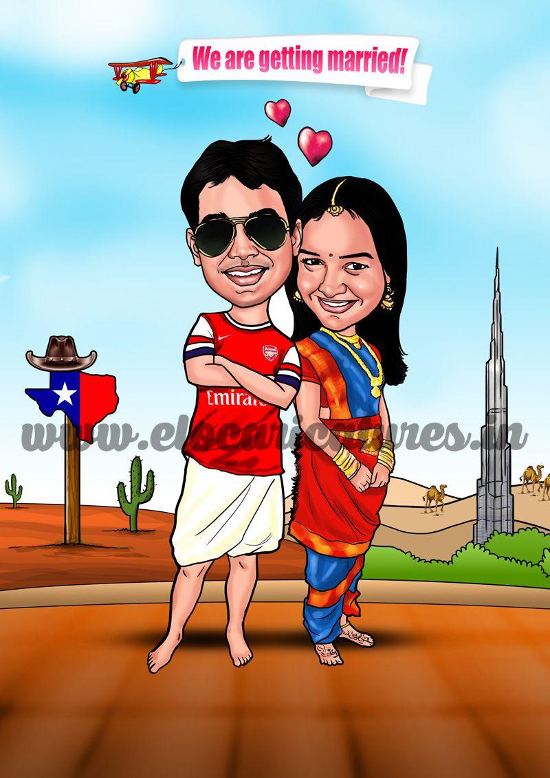 indian wedding hindu invitations%0A South Indian Wedding Caricature   Wedding caricatures   Pinterest   Wedding  caricature  South indian weddings and Caricatures