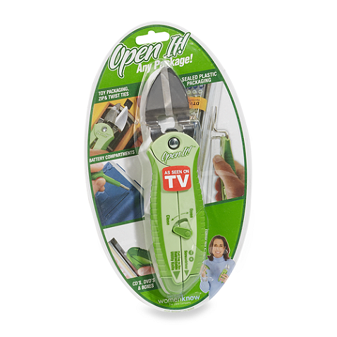 Open It Package Opener Toy Packaging Packaging Packing Design