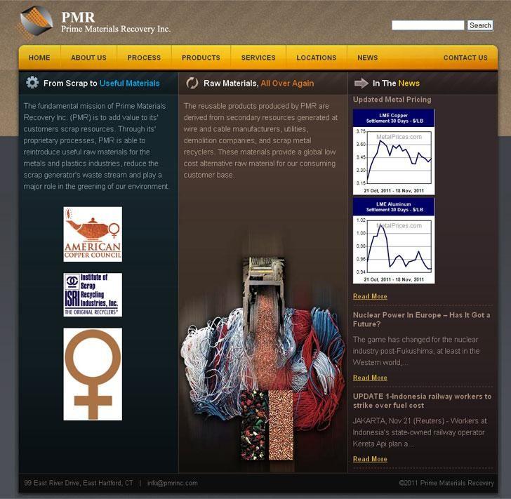Prime Materials Recovery.  http://www.foresitetech.com/portfolio/details/3280