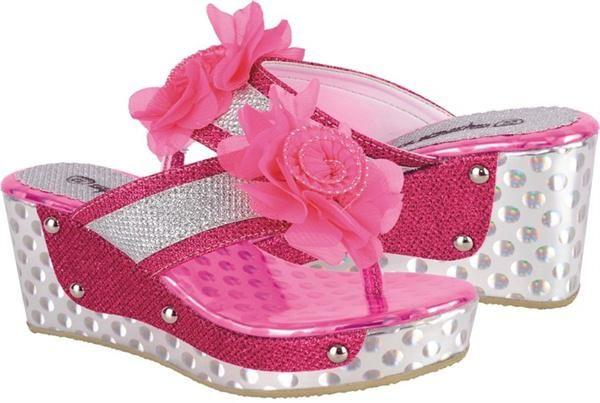Jual Sandal Wedges Anak Perempuan Cantik Lucu Murah Terbaru