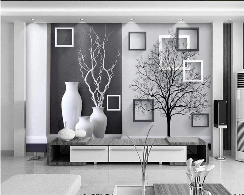 محمود الجاسم تعهدات ديكور ثري دي 0096171170181 ديكور ثري دي اسقف جدران ثري دي ديكور منازل White Living Room Paint Black And White Living Room Living Room Paint