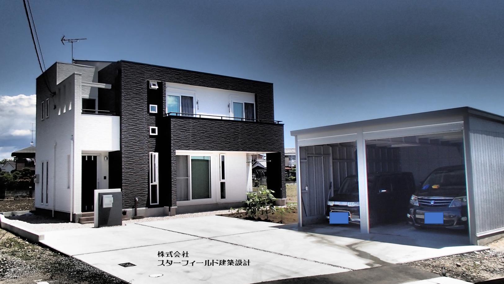 群馬県太田市 Commit House様邸 佐久市スターフィールド建築設計