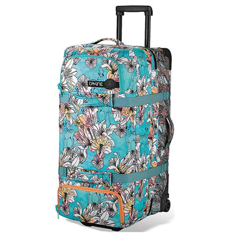 Dakine Luggage, seriously so sturdy and roomy. Great for people ...