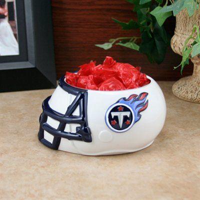huge inventory 559fe 97f59 Tennessee Titans Ceramic Helmet Bowl #UltimateTailgate ...