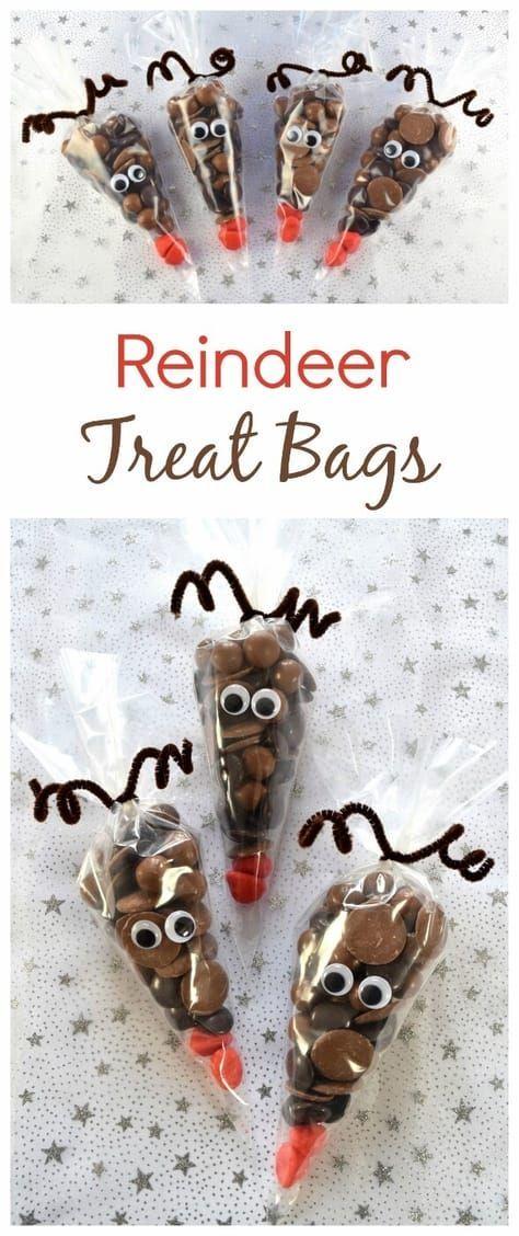 Ren-Festlichkeits-Taschen   - Julegaver - Ren-Festlichkeits-Taschen   - Julegaver #bags