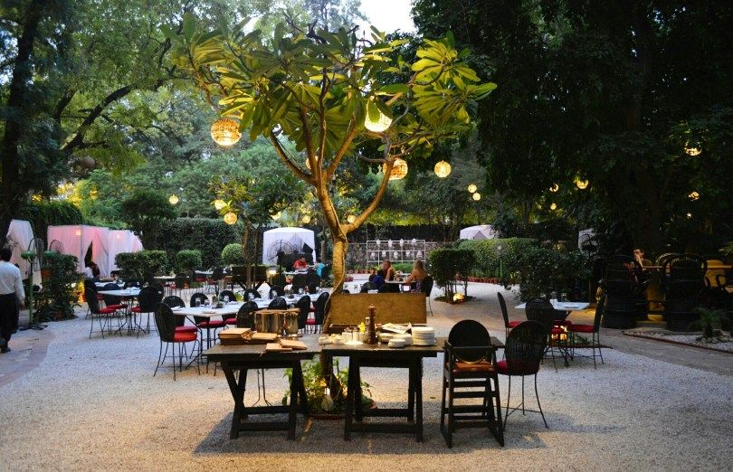 Romantic Evening Lodi The Garden Restaurant