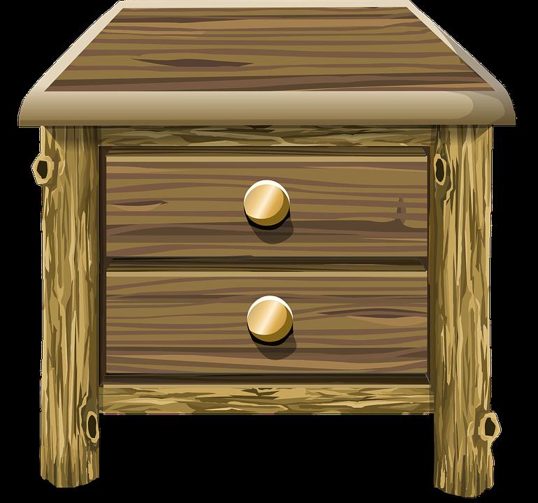 nat bord Gratis billede på Pixabay   Ende Tabel, Nat, Bord, Skuffer | trä  nat bord