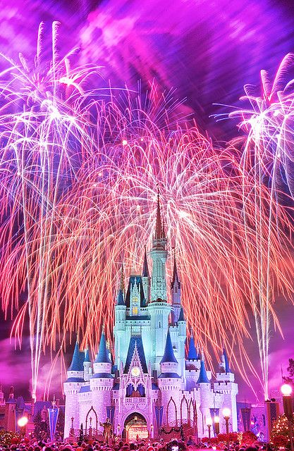 Disneyworld By Night Favorite Places Amp Spaces Disney