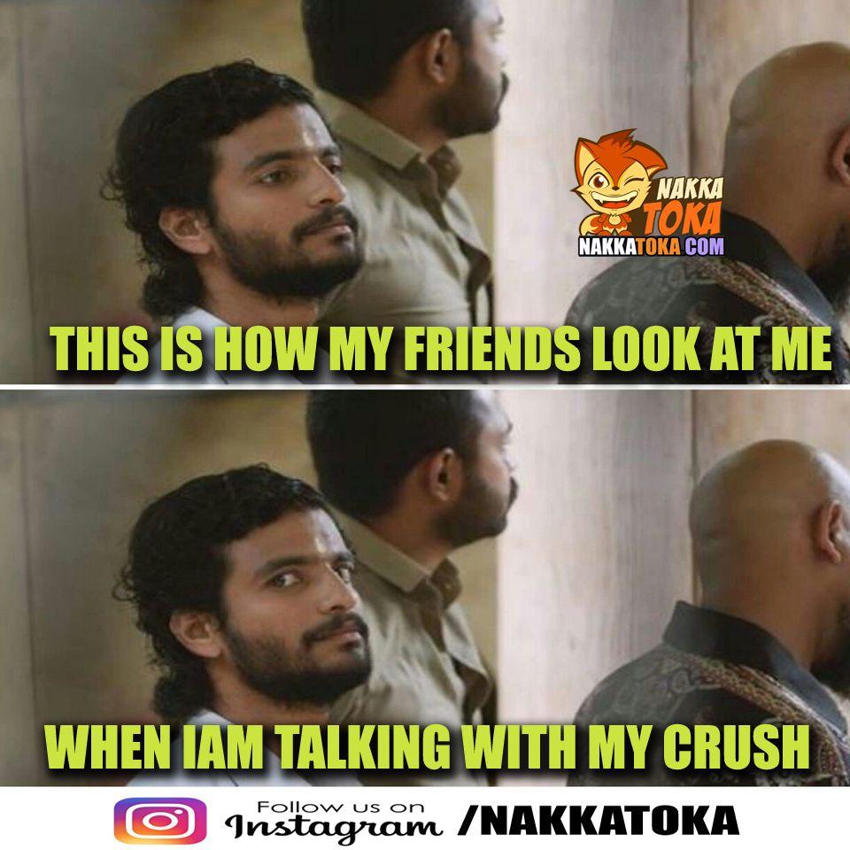 Friends Crush Indian Jokes Telugu Memes Telugu Jokes Indian Jokes Telugu Jokes Crush Instagram