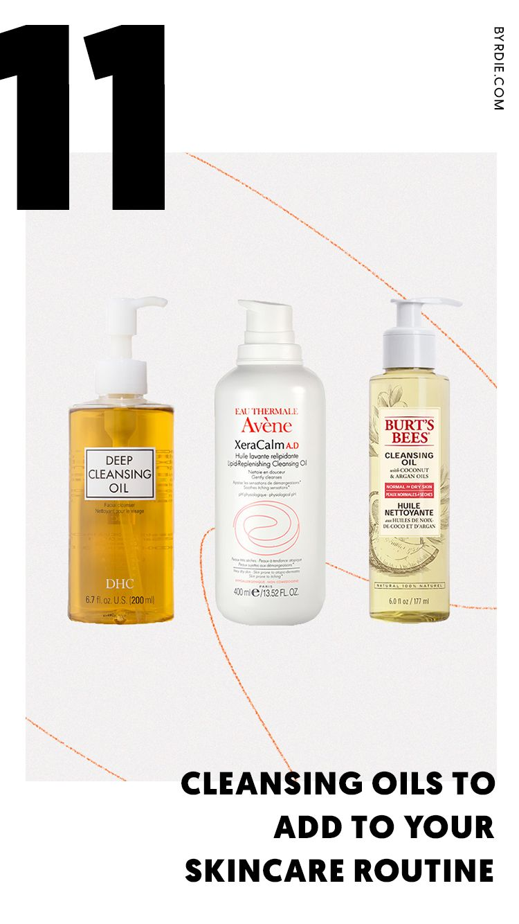 If You Ve Never Tried A Cleansing Oil Start With These Drugstore