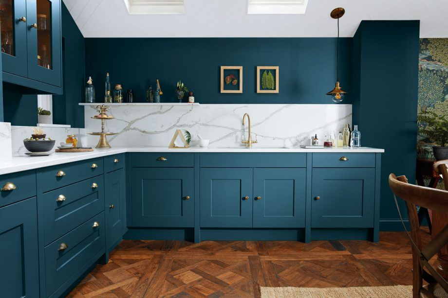 The Kitchen Colour And Design Rules That Never Date Classic