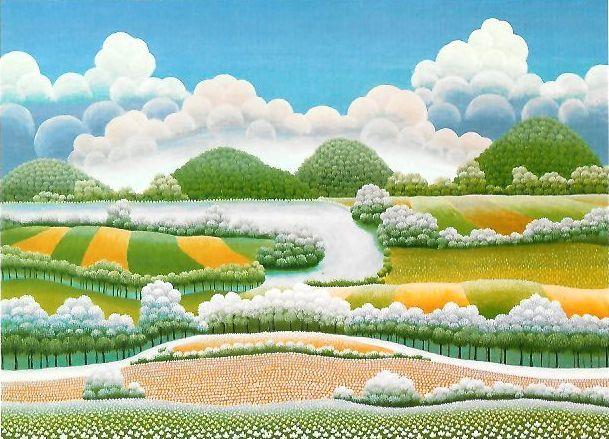 IVAN RABUZIN (1921-2008) | Croatian Naive Art info