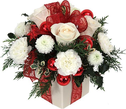 Canada Flowers Christmas Flowers Arrangements The