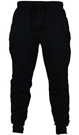 e8bca1b387 Price: £10.95 New Mens Slim Fit Tracksuit Bottoms Skinny Jogging ...