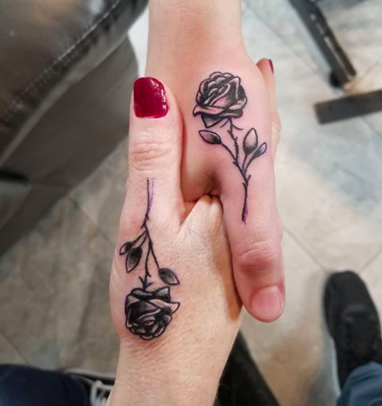 765ce023a 50 Mother-Daughter Tattoos That Are Simply Breathtaking | Tattoo ...
