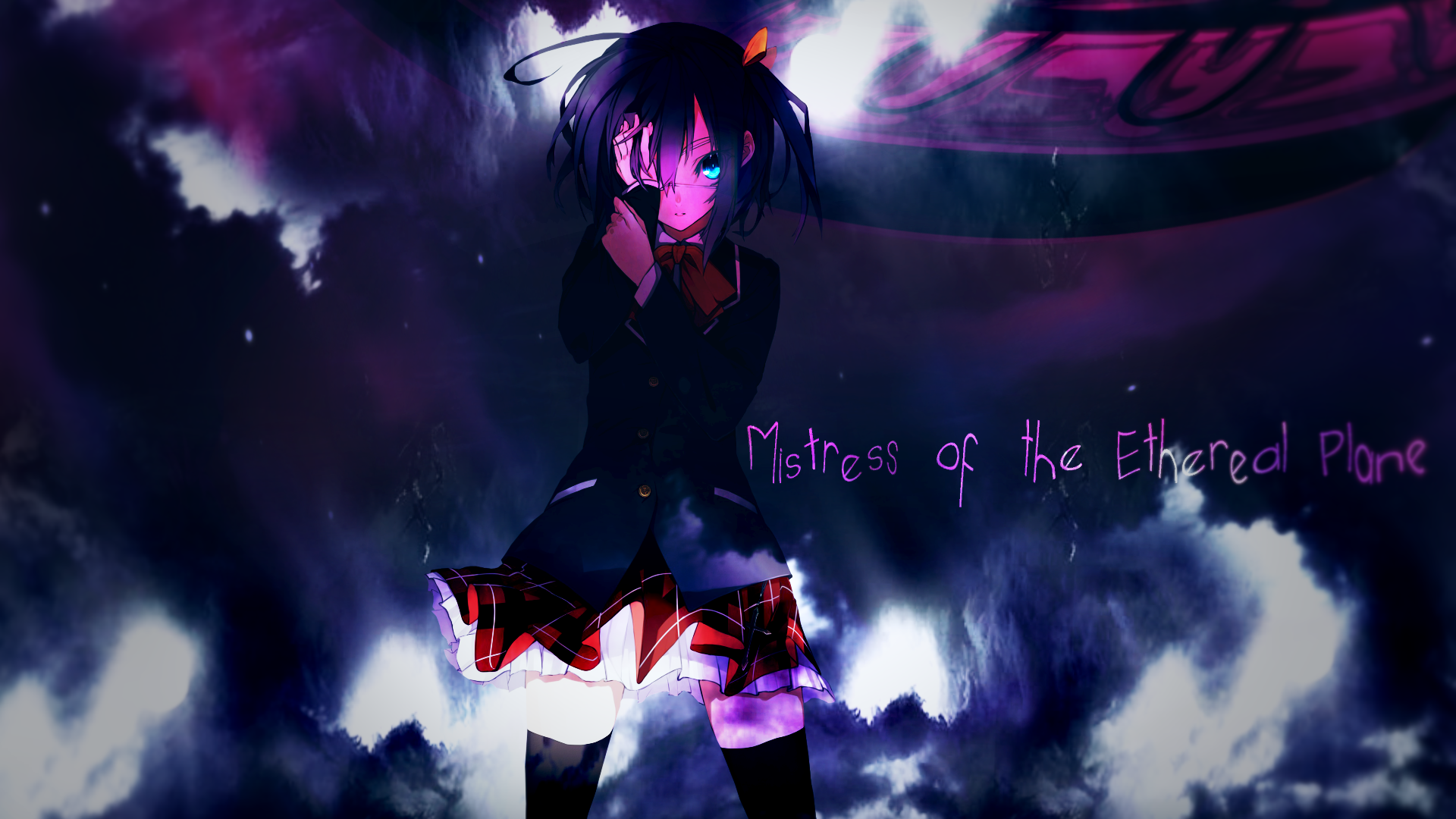 Love Chunibyo Other Delusions Computer Wallpapers Desktop Backgrounds 1920x1080 Id 655094 Anime