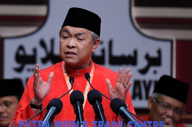 Umno Agm Task Force To Probe Colour Revolution Says Zahid Nation The Star Online Revolution Color Politics