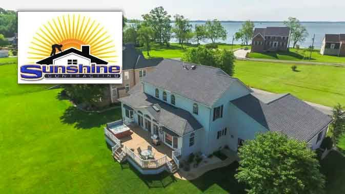 Sunshine Contracting offers a wide array of exterior
