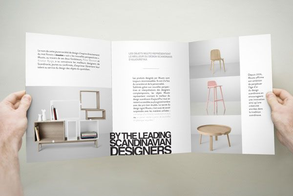 MUUTO Interior Brochure Design 3 20 Best U0026 Beautiful Brochure Design Ideas  For Your Inspiration