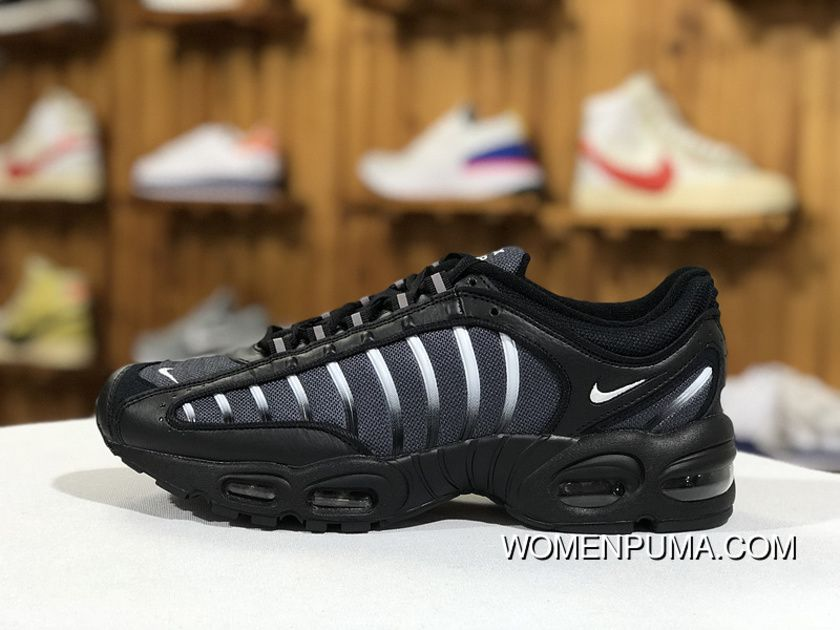 Nike Air Max Tailwind IV Black White Shoes Best Price AQ2567 001