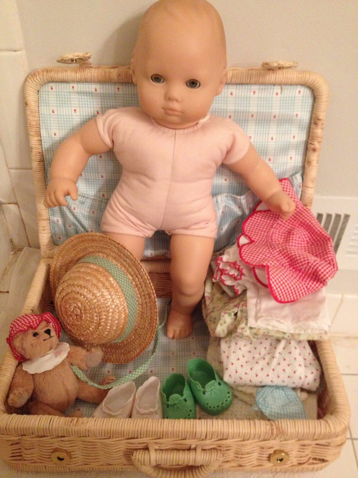 pleasant company american girl itty bitty baby doll clothing