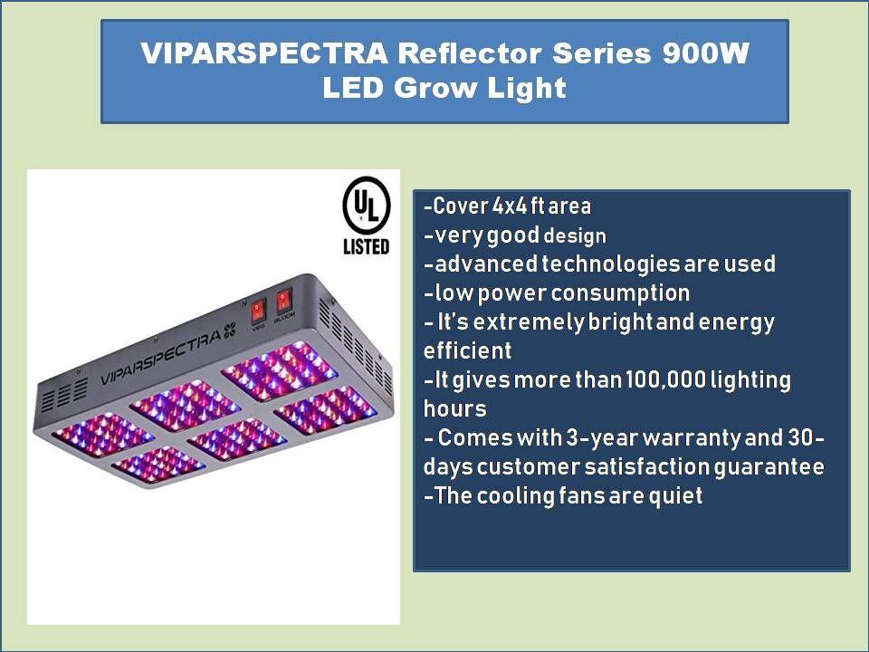 Viperspectra 900w Led Grow Light Led Grow Lights Led Grow Grow Lights