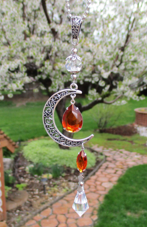 KALEN Ethiopian Gold Heart Charm Dangle Earrings For Women