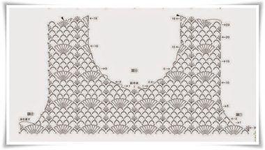 Utilissima Raccolta Di Schemi Per Corpetti A Uncinetto Crochet