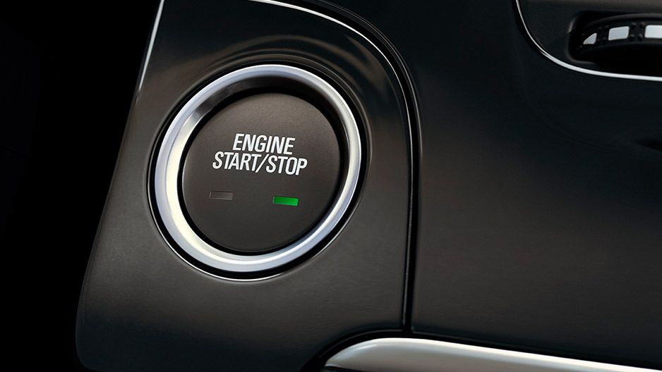 Keyless Open And Start With Keyless Open And Intuitive Push Button Start Your Key Won T Ever Have To Leave Your Pocket Encore Also Lets My New Car Suv M