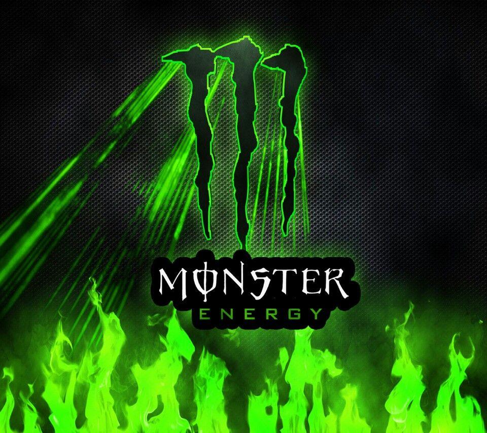 monster monster energy logo pics pinterest. Black Bedroom Furniture Sets. Home Design Ideas