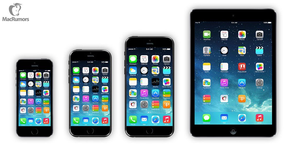 Iphone 6 最新圖片 外觀設計可能是這樣 Iphone 5s Iphone 6 Ipad Mini
