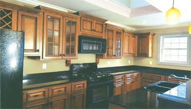 High End Dark Glaze Honey Oak Cabinets Buy Titan Glaze Discount