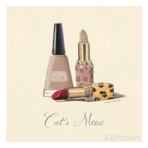 Cat's Meow Giclee Print by Marco Fabiano at AllPosters.com