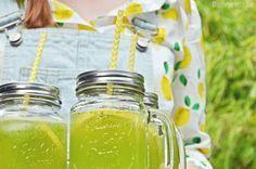 luzia pimpinella: summerlove | hausgemachte zitronen basilikum limonade - der beste sommer drink ever ever ever...
