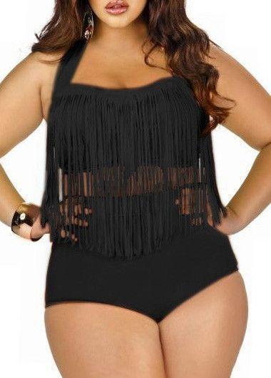 Pattern Type Solid Swimwear Type Two Piece Bust L 68cm Xl