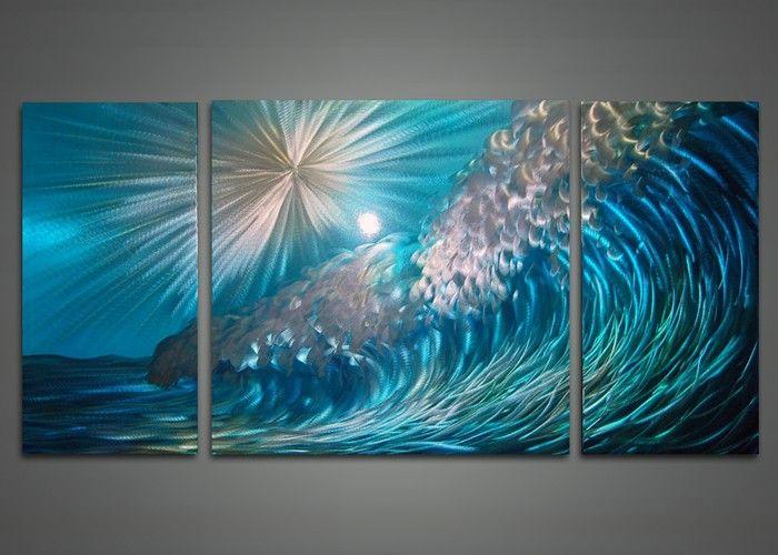 Metal Paintings Wall Art