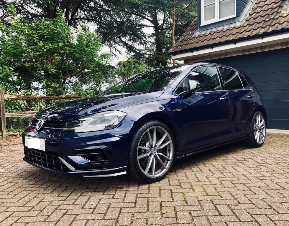 Best Just Took Delivery Of This Atlantic Blue Mk7 5 R Golf 400 x 300