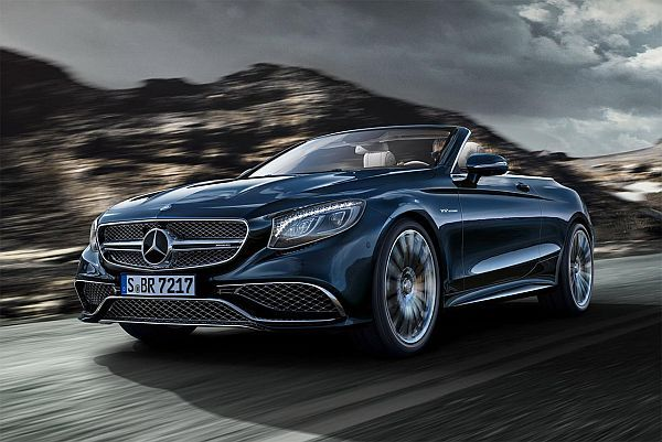 The new 2017 Mercedes-AMG S65 Cabriolet is to be considered as the greatest manifestation by the German company.