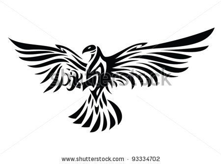 9ada1b377 Stock Images similar to ID 132051713 - eagle face vector illustration