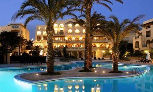 Kempinski Hotel in Gozo Island, Malta
